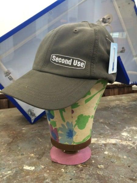 Second Use Hat Summer Cap