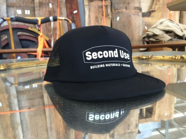 Second Use Hat Trucker Style